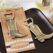 """Kate Aspen """"Just Hitched"""" Cowboy Boot Bottle Opener"""