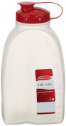 Rubbermaid Servin Saver White Bottle 1.9l.