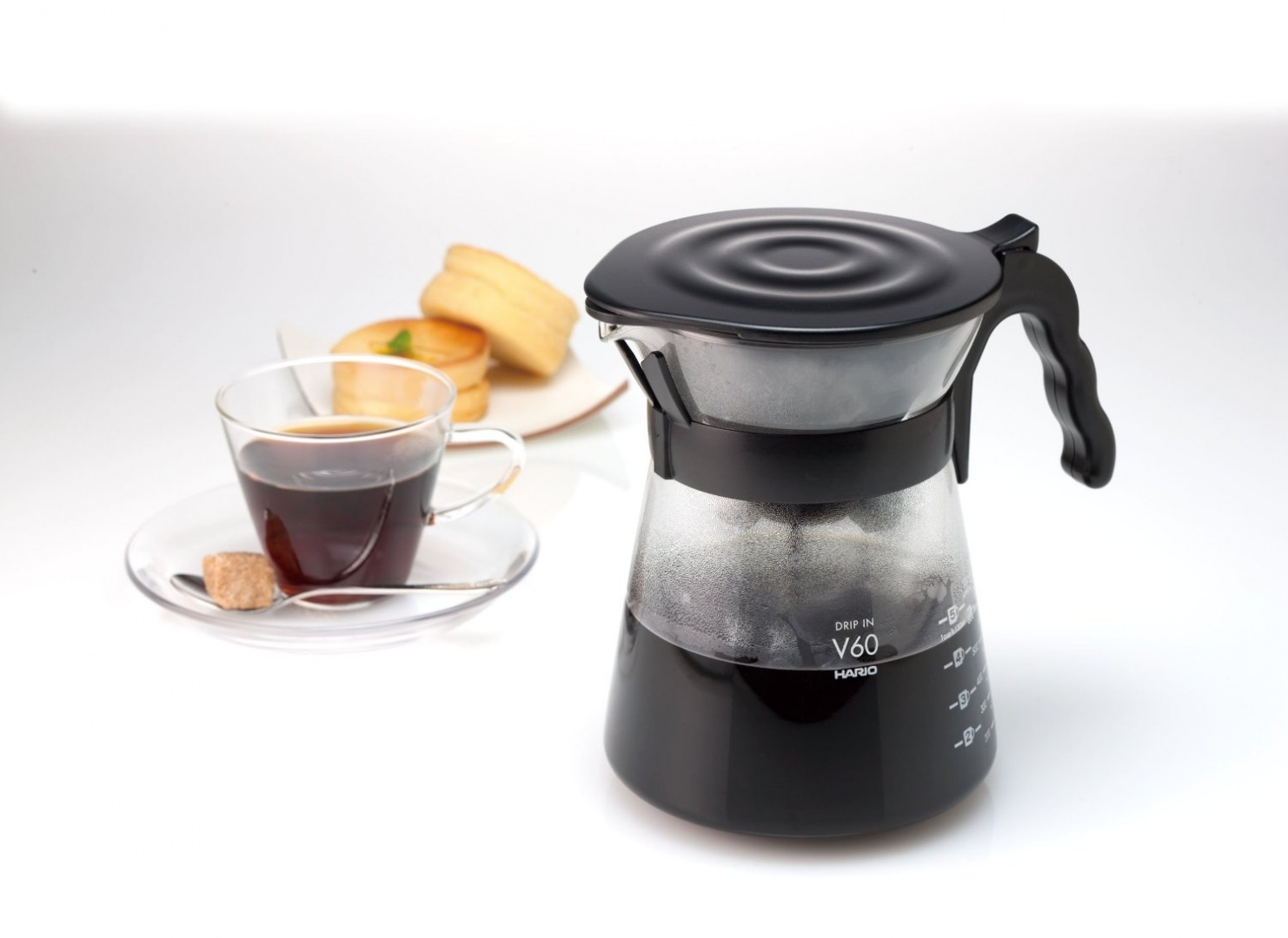 Siphon Coffee Maker Kitchen Buy Online From Hario V60 Server Kit Vcsd 02 R