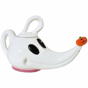 Westland Giftware 770ml Ceramic Teapot, 18cm , Disney Nightmare Before Christmas Zero