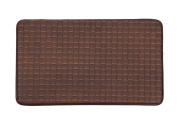 Home Value Cushion Comfort Mat, 46cm X 80cm , Chocolate