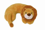 Tonne Tonne For Kids Travel Buddies Neck Pillow - Lion