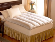 Pacific Coast ® Baffle Channel Euro Rest Feather Bed - Featured in Many Ritz-Carlton ® Hotels