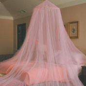 Solid Canopy - Pink (240cm )