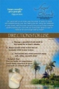 Secrets of the Islands - Direction Cards