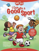 I Can Be a Good Sport Story + Activity Book