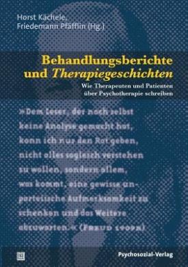 Behandlungsberichte Und Therapiegeschichten
