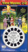 Mighty Morphin Power Rangers #1 View-Master 3D 3 Reel Set
