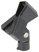 MICROPHONE HOLDER / SPRING LOADED STAND ADAPTER