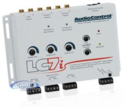 Audio Control LC7IGRAY Six Channel Line Output Converter with AccuBASS