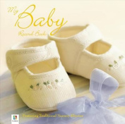My Baby Record Book Yellow (Large)