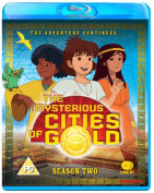 The Mysterious Cities of Gold [Region B] [Blu-ray]