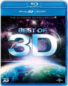Best of 3D [Region B] [Blu-ray]