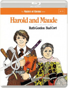 Harold and Maude - The Masters of Cinema Series [Region B] [Blu-ray]