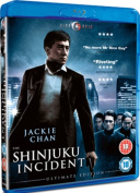 The Shinjuku Incident [Region B] [Blu-ray]