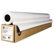 "Wide-Format Matte Canvas Paper Roll, 36"" x 50 ft, 16 mil, White"