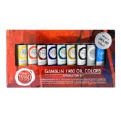 Gamblin 1980 Oil Colour Exclusive Set