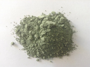Pure green earth pigment,genuine terre verte (50 grammes) bluish