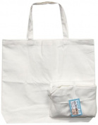 Mark Richards Wear'm Style No.134 100-Percent Cotton 3-Piece Tote Value Pack, Large, White