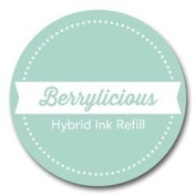 My Favourite Things Hybrid Ink Refill, .740ml, Berrylicious
