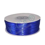 "1/8""(3mm) Double Faced Satin Ribbon 100 Yards - Royal Blue"
