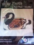 Plastic Canvas Mallard Doorstop Kit 17cm X 30cm