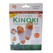 Kinoki Detox Foot Patch 10pcs/case Bamboo Pads Patches