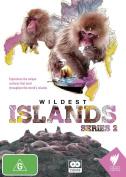 Wildest Islands: Series 2 [Region 4]