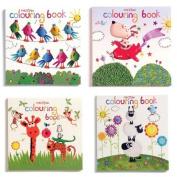 Marzipan Colouring Book