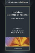 Louisiana Matrimonial Regimes