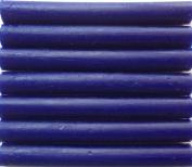 Sapphire Blue Flexible Glue Gun Sealing Wax - 7 Sticks