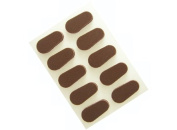 Coffee Coloured Nose Pads