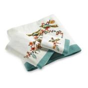 Lenox Simply Fine Chirp Hand Towel, Multi-Colour