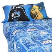 "Lucas Films Star Wars ""Collage"" Sheet Set, Full"