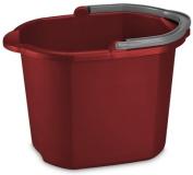Sterilite 11215806 15.1l RED Dua Spout Pail - Quantity 6
