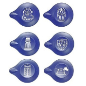 Doctor Who Dusting Stencil Set