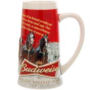 2013 Budweiser Holiday Stein