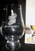 "BUSHMILLS ""A TASTE OF IRELAND"" GLENCAIRN IRISH WHISKY TASTING GLASS"