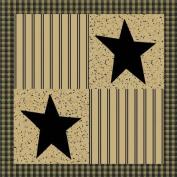 Primitive Star Paper Beverage Napkin