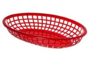 Update International Red Food Service Basket,