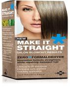 Developlus Make It Straight Salon Blowout Results