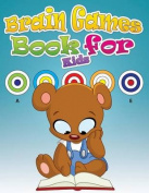 Brain Games Book for Kids