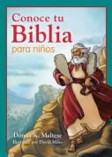 Conoce tu Biblia para niños [Spanish]