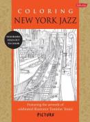 Coloring New York Jazz