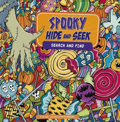 Spooky Hide and Seek (Search and Find)
