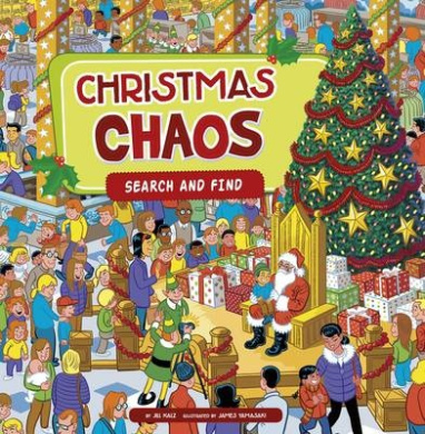 Christmas Chaos (Search and Find)