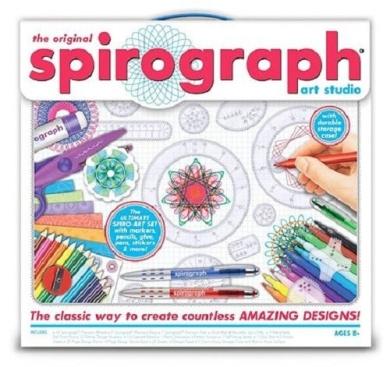 Spirograph Art Studio Kit