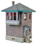 Walthers Cornerstone HO Scale PRR Block and Interlock Station Kit