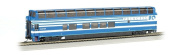 Bachmann Industries 27m Colorado Railcar Full-Dome Passenger Lighted Interior Denali Princess Hunter A-Car, HO Scale