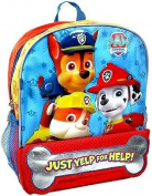 "Paw Patrol ""Just Yelp for Help"" Backpack"
